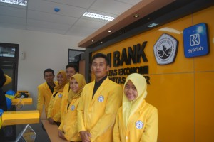 Launching Mini Bank Fakultas Ekonomi Universitas Tidar